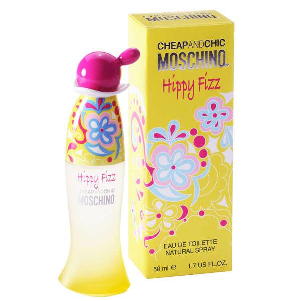 """Moschino Chic Hippy Fizz lady 100mл.Оригинал - Магазин  """"Дариленд""""  в Харькове"""