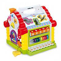 Развивающая логическая игрушка Теремок Joy Toy 9196