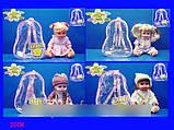 """Кукла """"АЛИНА"""" говорит и поет по русски, 4 вида, в рюкзаке, 25 см, Joy Toy 5079/5138/41/43 HN, фото 2"""