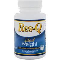 Res-Q, Ideal Weight, 60 Capsules