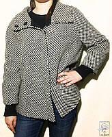 Плащ демисезонный Table Eight р. S 42-44 серый с манжетами женский куртка весенний демисезонный