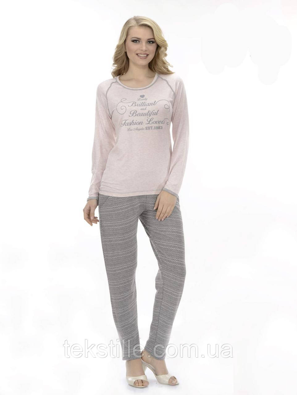 Пижама женская брюки Metin 5710