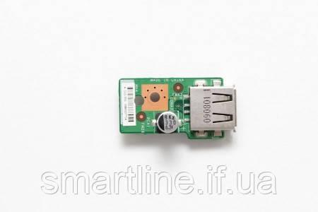 Роз'єм USB для ноутбука MSI MS-1682, *MS-1682A , MSI CX600 CX600X