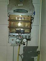 Чистка газовой колонки в Харькове