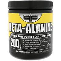 Primaforce, Beta-Alanine, Unflavored, 200 g