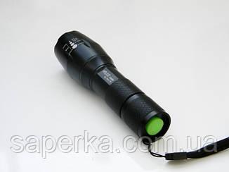 Фонарь ручной светодиодный Police 1831-T6, ак.18650, zoom, фото 2