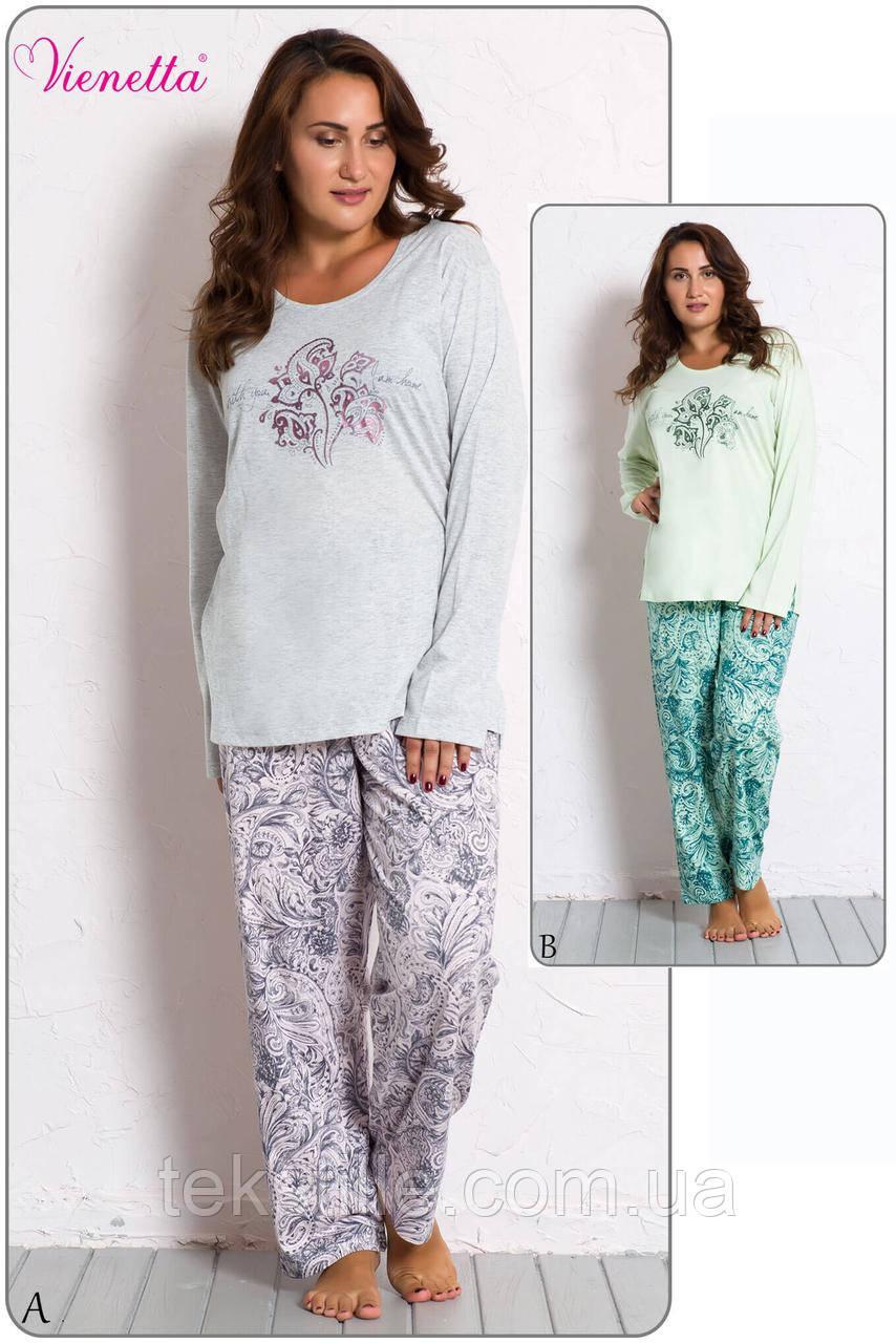 Пижама женская брюки 6041787919