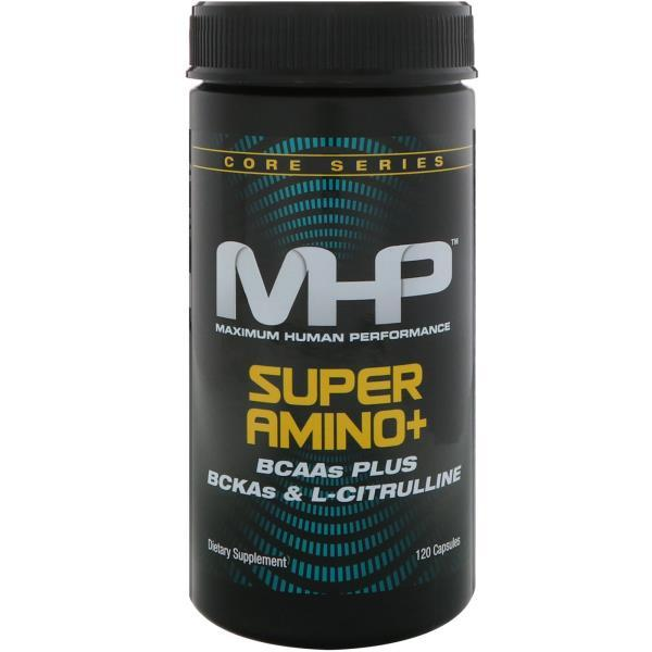 Maximum Human Performance, LLC, Super Amino+, 120 капсул