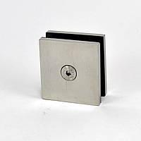 ODF-01-01(сатин)  Соединитель стекла 180 градусов