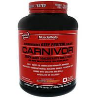 MuscleMeds, Carnivor, Chocolate Peanut Butter, 4.4 lbs (2,016 g)