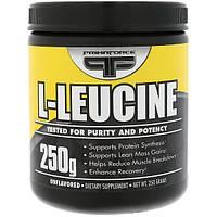 Primaforce, L-лейцин, Без вкусовых добавок, 250 г
