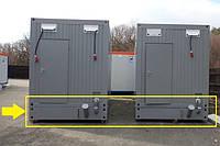 Cептический бак емкость биотуалет санитарный контейнер. Аренда санитарный контейнер Containex