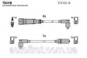 Tesla T041B Высоковольтные провода Skoda