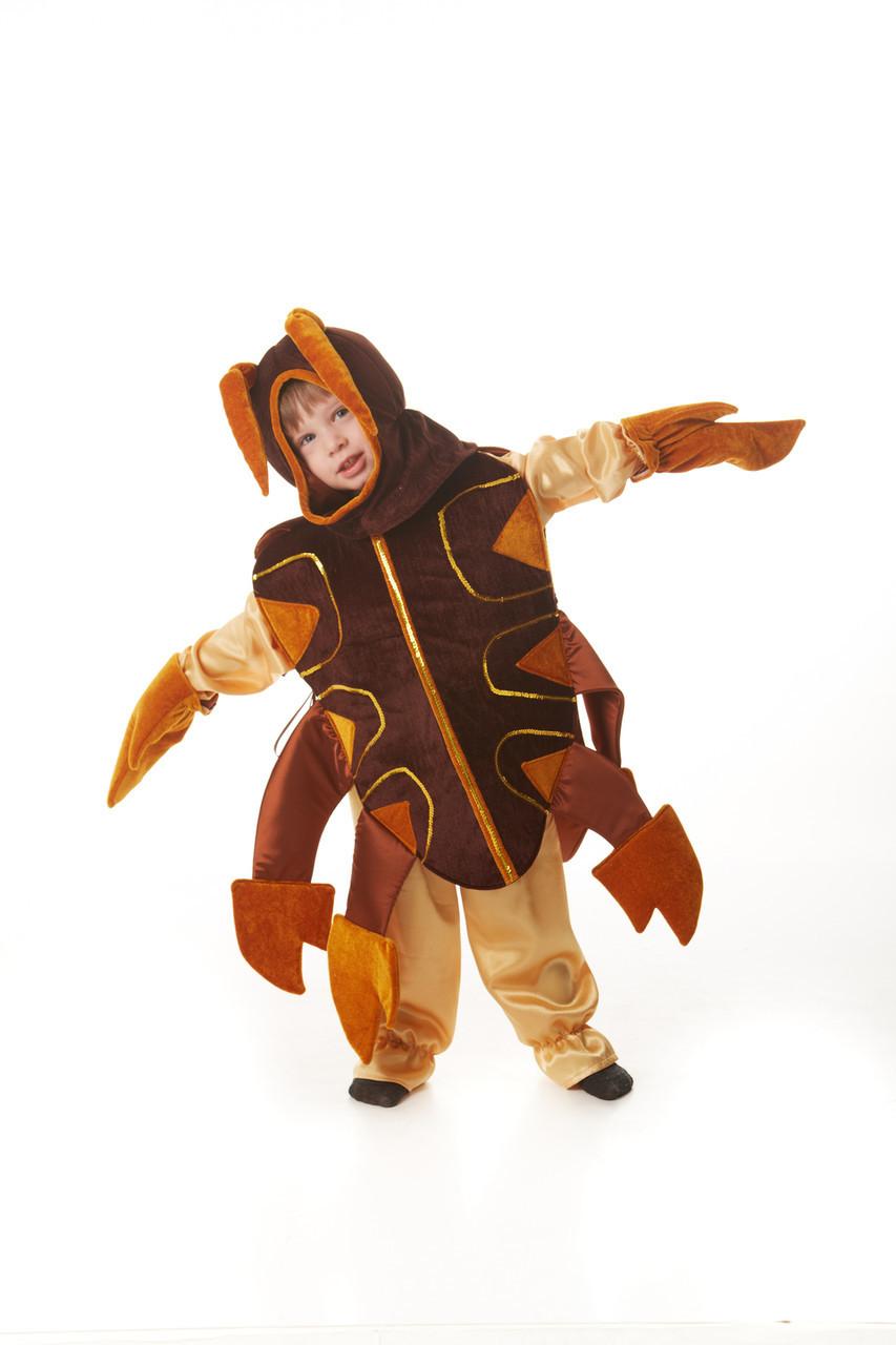 Детский костюм Таракан
