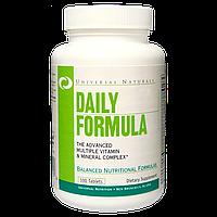Витамины и минералы Universal Daily Formula 100 таб (США)