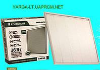 Светильник потолочный светодиодный ENERLIGHT AROSA  36 Вт 6500К