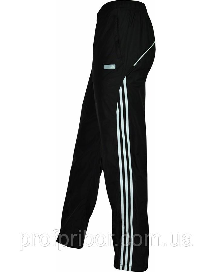 Мужские спортивные штаны Adidas из плащевки без подкладки, копия