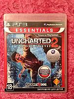 Видео игра Uncharted 2: Among Thieves (PS3) рус.