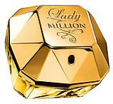Духи в металлическом атомайзере 15мл Paco Rabanne Lady Million (Леди Миллион) копия, фото 5