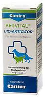 Витаминная пищевая добавка для собак и кошек Canina Petvital Bio-Aktivator