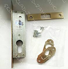 Замок врезной для откатных ворот/дверей KALE 201 20 mm