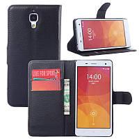 Чехол для Xiaomi Mi4 книжка кожа PU