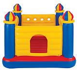 Детский надувной батут-замок Intex 48259 (175х175х 135 см) ZN, фото 2