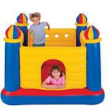 Детский надувной батут-замок Intex 48259 (175х175х 135 см) ZN, фото 3