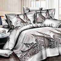 Двуспальный постельный комплект