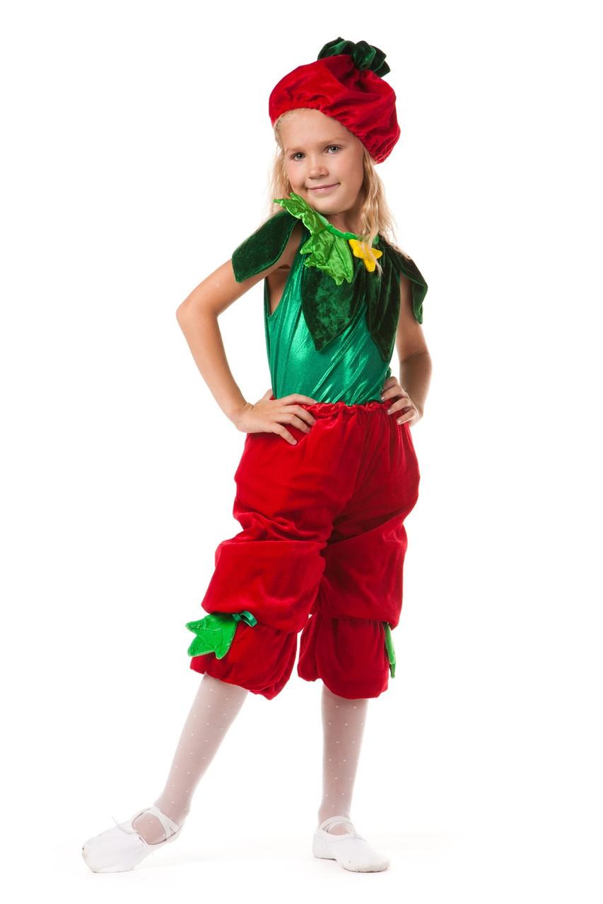Детский костюм Помидорчик