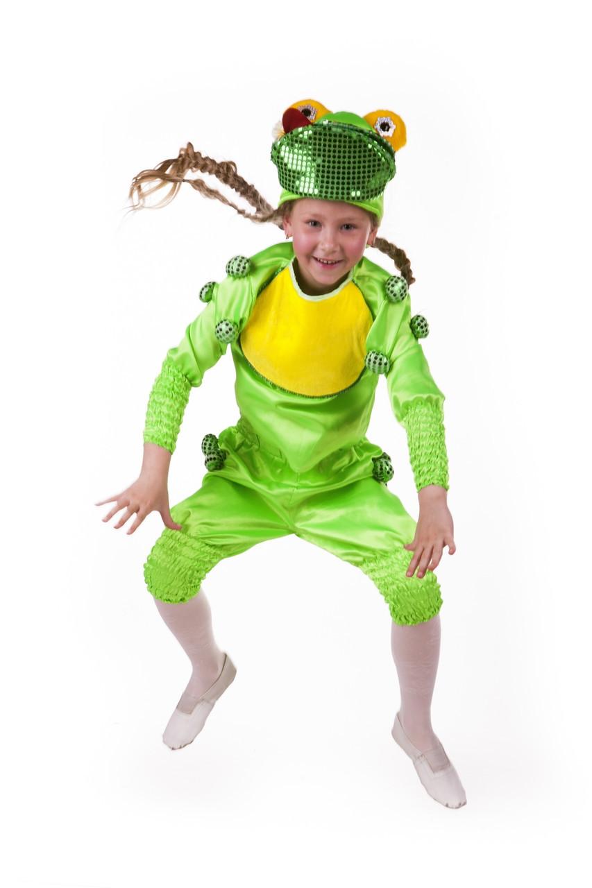 Детский костюм Лягушка