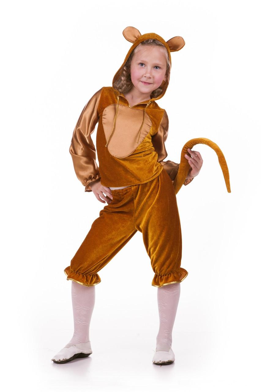 Детский костюм Обезьянка в шортах