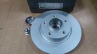 "Тормозной диск задний с подшипником 280mm +ABS на Renault Trafic II 2001->2014 ""ABS"" ABS17330C - Нидерланды"