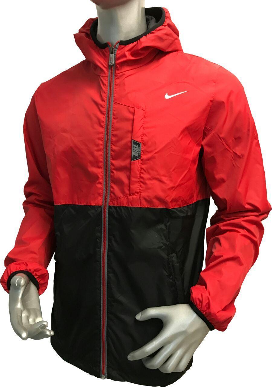 Мужская ветровка Nike копия