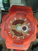 Часы детские наручные Casio Baby-G, часы для мальчиков Касио копия