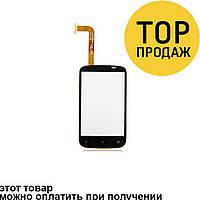 Сенсорный экран для мобильного телефона HTC Desire C/A320e, черный, ORIG