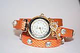 Женские наручные часы с длинным ремешком, фото 4