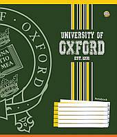 Тетрадь А5/18 лин. ЗУ OXFORD