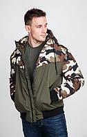 Куртка мужская камуфляжная зимняя