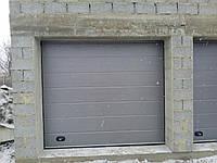 Гаражные секционные ворота  DoorHan 2800*2500, автоматические, фото 1