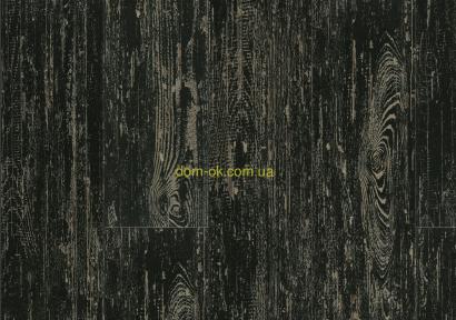 Виниловая плитка 2,5 мм LG Decotile DSW 2367 Сосна окрашенная черная