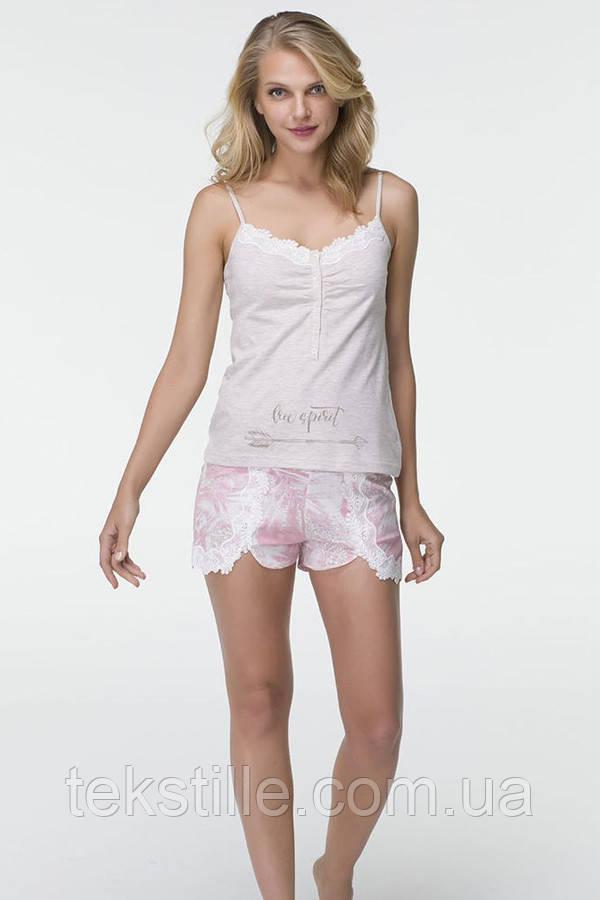 Пижама женская шорты Hays 16541-B205