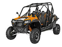 Мотовездеход Polaris RZR XP4 900 EPS International