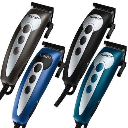 Машинка для стрижки волос Scarlett SC-1262 MS