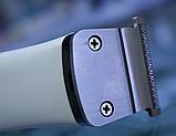 Стрижка и триммер для бороды GM 657 Gemei MS, фото 4