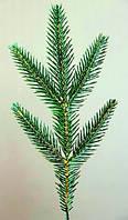Ветка хвои искусственная 30 см, зеленая