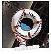 Сумочка спасательный круг белая 207-20, фото 2