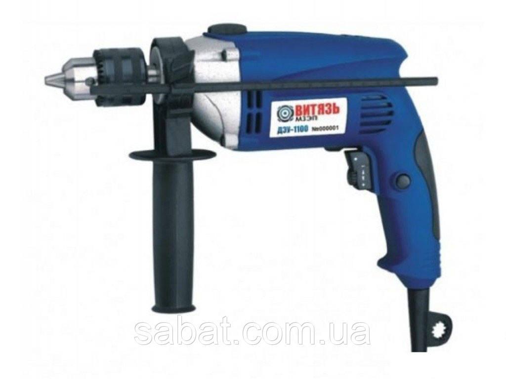 Электродрель ударная Витязь ДЭУ-1100