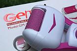 Электрическая роликовая пилка Gemei GM 3065 MS, фото 4