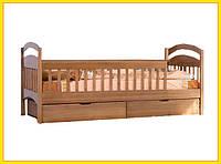 """Детская кровать из дерева """"Карина—Люкс"""""""